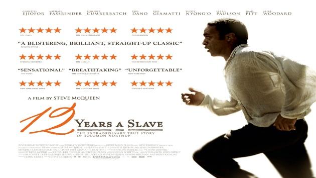 12 Anos de Escravidão - Melhor Filme 2014