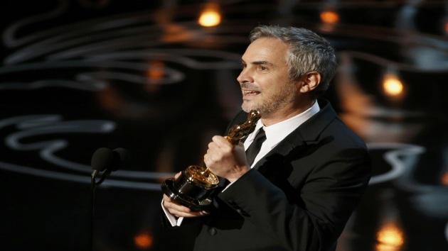 Alfonso Cuarón - Vecendor do Oscar de Melhor Diretor 2014