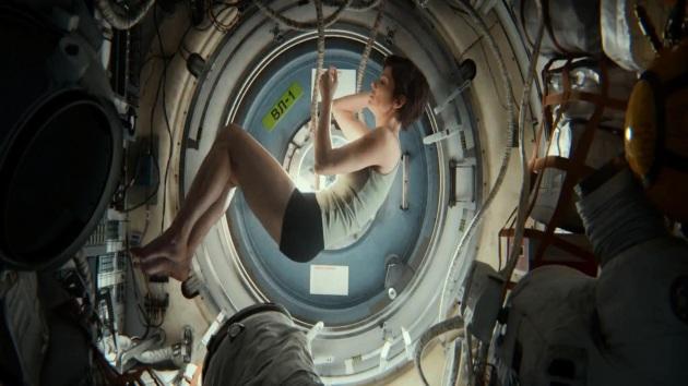 Gravidade - Vencedor do Oscar de Melhor Fotografia 2014