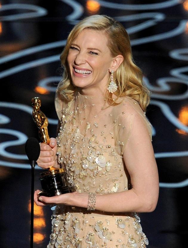 Cate Blanchett - Vencedora do Oscar 2014 de Melhor Atriz