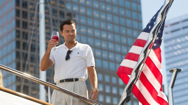 Leonardo DiCaprio - Concorrente ao Oscar de Melhor Ator 2014 - O Lobo de Wall Street