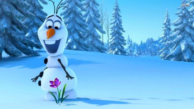 Frozen - Melhor Longa de Animação 2014