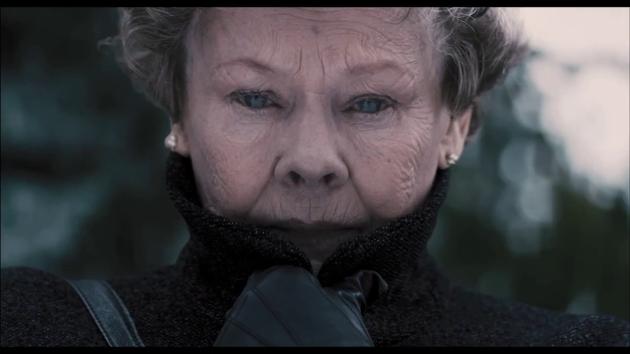 Judi Dench - Concorrente ao Oscard de Melhor Atriz - Philomena