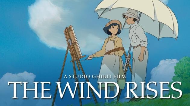 Vidas ao Vento - Concorrente ao Oscar 2014 de Melhor Longa de Animação
