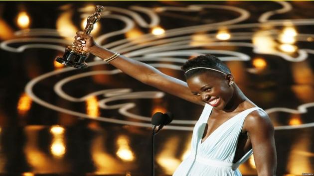 Lupita Nyong'o - Vencedora do Oscar 2014 de Melhor Atriz Coadjuvante