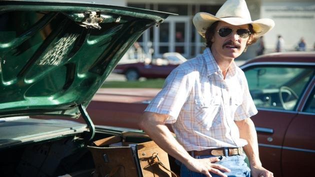 Matthew McConaughey - Melhor Ator 2014 - Clube de Compras Dallas