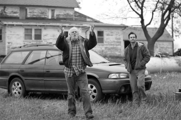 Nebraska - Concorrente ao Oscar 2014 de Melhor Fotografia