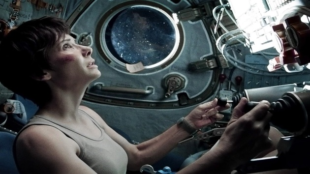 Sandra Bullock - Concorrente ao Oscard de Melhor Atriz - Gravidade