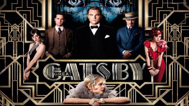 O Grande Gatsby - Vencedor do Oscar de Melhor Figurino 2014