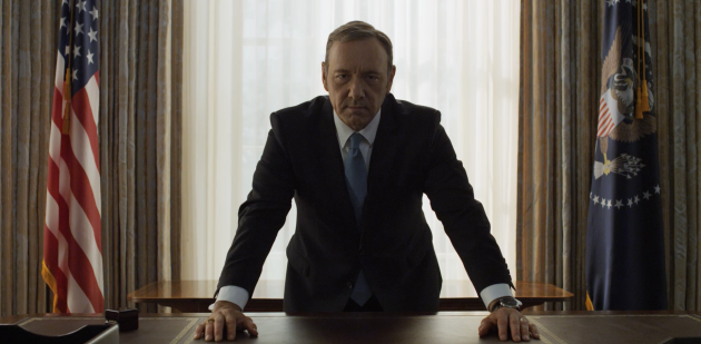 Kevin Spacey - HouseofCards