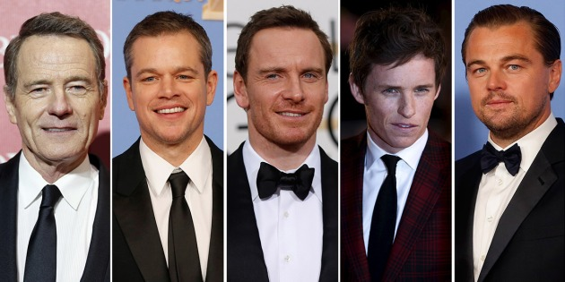 Oscar2016-BestActor